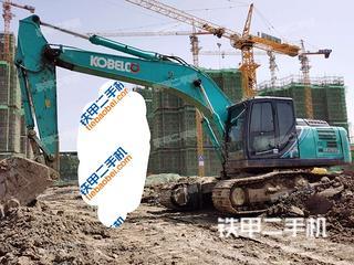 淮安神鋼SK260LC-10挖掘機實拍圖片