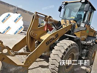 山東臨工L936裝載機實拍圖片