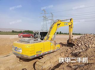宁夏-吴忠市二手徐工XE265C挖掘机实拍照片