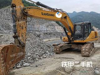 二手柳工 CLG926F 挖掘机转让出售
