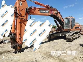廊坊斗山DH420LC-7挖掘機實拍圖片