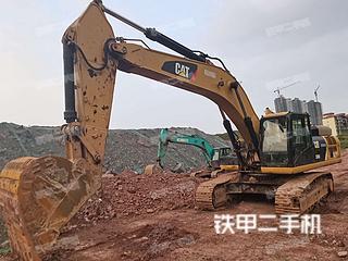 瀘州卡特彼勒336D2液壓挖掘機實拍圖片