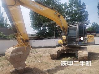 衡水神鋼SK200-YN12挖掘機實拍圖片