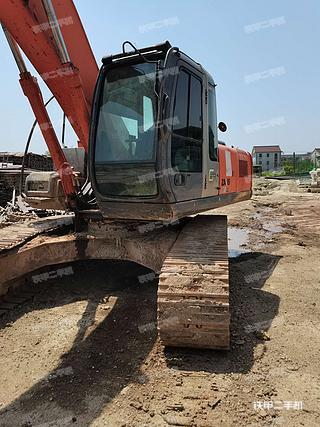 绍兴日立ZX250LC-3G挖掘机实拍图片