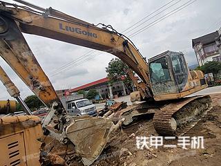 二手柳工 CLG923D 挖掘机转让出售