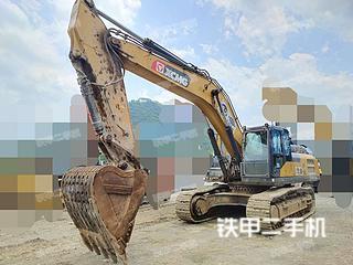 徐工XE370D挖掘机实拍图片