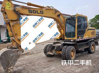 山东临工E7150F挖掘机实拍图片
