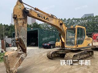 莆田山東臨工LG6150挖掘機實拍圖片