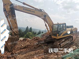 中聯重科ZE360E挖掘機實拍圖片