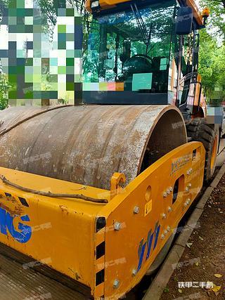 湖北-武汉市二手徐工XS223JE压路机实拍照片