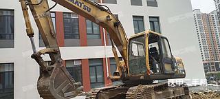 二手玉柴 YC135D 挖掘机转让出售