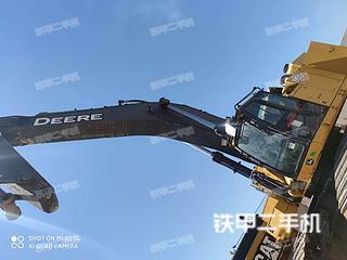 廊坊約翰迪爾850D LC挖掘機實拍圖片