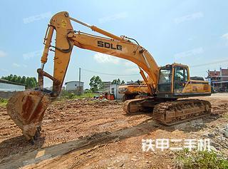 山東臨工LG6360E挖掘機實拍圖片