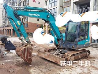 长春山河智能SWE70E挖掘机实拍图片