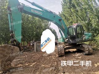 衡水神鋼SK250-8挖掘機實拍圖片