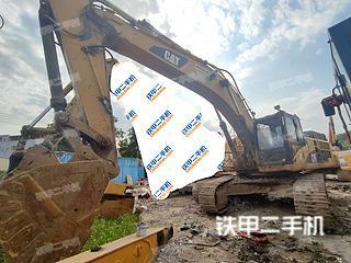 廣州卡特彼勒349D液壓挖掘機實拍圖片