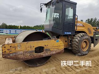 山东-青岛市二手徐工XSM220压路机实拍照片