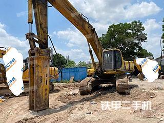 小松PC400-6挖掘机实拍图片
