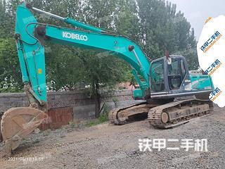 淄博神钢SK260LC-8挖掘机实拍图片