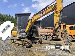 宜賓徐工XE225DK挖掘機實拍圖片