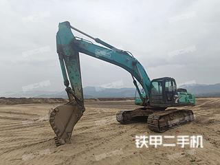 德宏神鋼SK350LC-8挖掘機實拍圖片