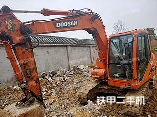 二手斗山 DH80GOLD 挖掘机转让出售