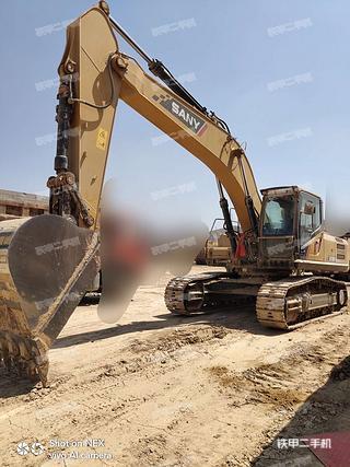 蘭州三一重工SY305H挖掘機實拍圖片