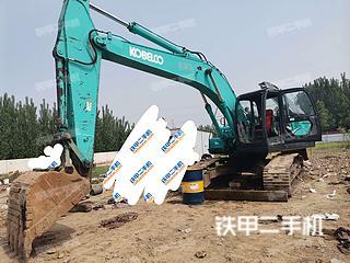 邯鄲神鋼SK210LC-8挖掘機實拍圖片