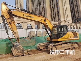 二手柳工 CLG933E 挖掘机转让出售