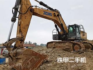 徐工XE700D礦用挖掘機實拍圖片
