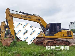 二手柳工 CLG920E 挖掘机转让出售