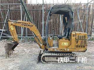 二手玉柴 YC15-8 挖掘机转让出售