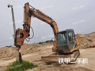 二手加藤 HD308R 挖掘机转让出售
