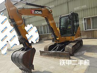 徐州徐工XE65DA挖掘机实拍图片