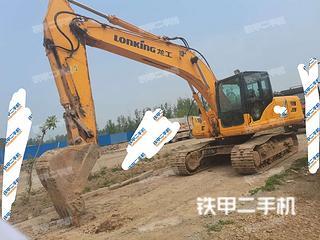 二手龙工 LG6225E 挖掘机转让出售