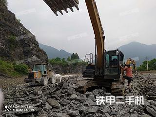 湖北-恩施市二手徐工XE200DA挖掘机实拍照片