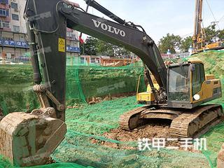 二手沃尔沃 EC250DL 挖掘机转让出售
