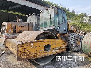 云南-昭通市二手徐工XS222J压路机实拍照片