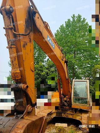 二手加藤 HD1023III 挖掘机转让出售