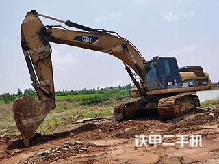 湖南-岳阳市二手卡特彼勒336D液压挖掘机实拍照片