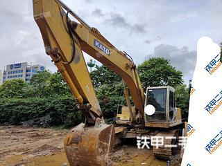 二手加藤 HD820III 挖掘机转让出售