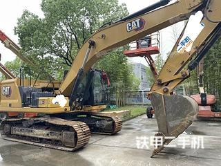 浙江-杭州市二手卡特彼勒新一代Cat®326GC液压挖掘机实拍照片