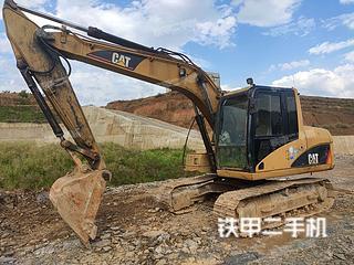 二手卡特彼勒 312C 挖掘机转让出售