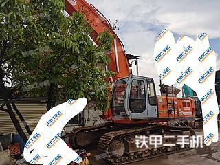广东-中山市二手日立EX450H-5挖掘机实拍照片