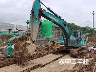 二手山河智能 SWE210LC 挖掘机转让出售