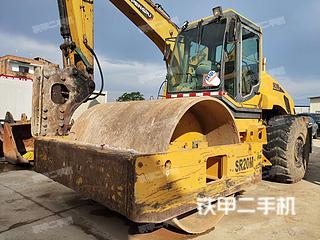 广西-南宁市二手山推SR20M压路机实拍照片