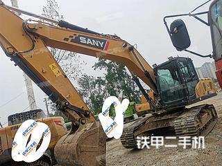 安徽-阜阳市二手三一重工SY205C挖掘机实拍照片