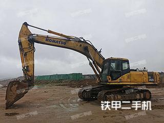 山东-日照市二手小松PC360-7挖掘机实拍照片