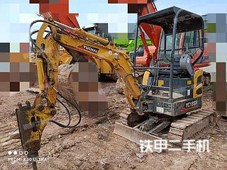 二手玉柴 YC18SR 挖掘机转让出售