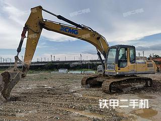 广西-南宁市二手徐工XE215D挖掘机实拍照片